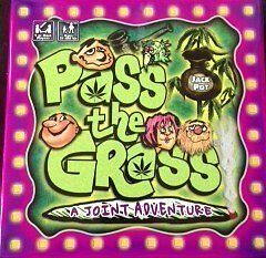 Pass The Grass: A Joint Adventure Board Game