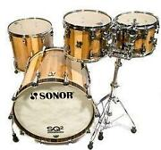 Used Sonor Drums
