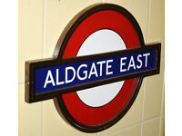 STUNNING 4 BED FLAT IN ALDGATE!!!!