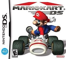 Mario Kart DS Nintendo Game