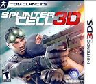 Tom Clancy's Splinter Cell 3D Video Games