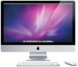 "2011 27"" iMac i7 processor with 8Gb of Ram"