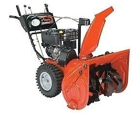$$ paid for snow blower , snowblowers wanted !!