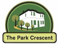 Kitchen Franchise available at The Park Crescent pub!