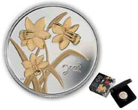 2003 50 Cent Golden Daffodil Coin