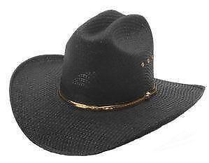 2e2c7d06e1c Cowboy Hat - Straw