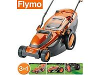 Flymo Multimo 340XC LAwnmower and More...Excellent condition