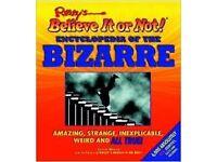 Ripleys Believe It or not 2 books