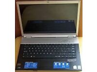 sony vaio high core laptop for sale or swap realy cheap