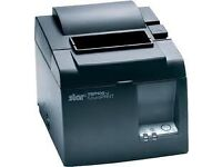 Till Draw and TSP 100 printer