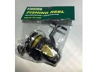 Buy 2 Fishing Reels for only £7 - S71000 with 7lb line Gear Ratio 3:3:1. GREAT BARGAIN!!