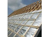 TLX Gold roof insulation breather membrane