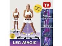 Leg Magic - Exerciser Machine - As New