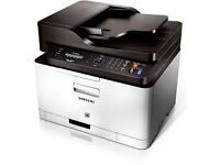 Samsung CLX-3305FW Wireless Multi-function Printer