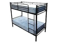 **VERY STRONG** BRAND NEW /METAL BUNK BED