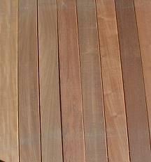 65x19 1st Grade Ironbark Hardwood Timber Decking And