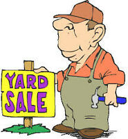 Large Multi Family Yard Sale!!! In Apsley!!!