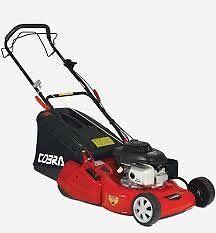 Lawnmower 18 rollor with Honda engine
