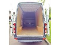 MAN AND VAN , REMOVALS , TIP RUNS, STUDENT MOVES , 24/7 SECURE STORAGE.