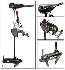 BRAND NEW BYSON 68LB THRUST ELECTRIC OUTBOARD MOTOR