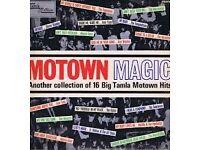 Original MOTOWN MAGIC LP, Vinyl, 1966, Rare.