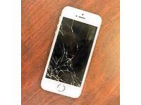 iPhone wanted broken or working