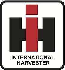 International Harvester Logo >> International Harvester Decal Ebay