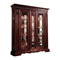 Top half of china cabinet