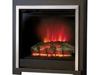 New Eldon wall mounted fire