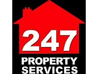 RK PROPERTY SERVICES- rubbish clearing house removals we do it all