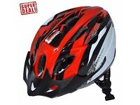 NEW XTREME HELMET FUNKY BLUE & SILVER ( X-LARGE)