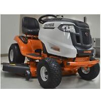 Columbia lawn tractors, zero turns and mowers-NEW STOCK IS IN!!!