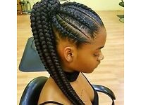 🎆Pro Salon/Mobile hair braiding, weave, twists, cornrows @ Competitive prices! 🎆