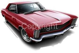 1965-Riviera-Muscle-Car-Cartoon-Tshirt-9484