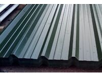Roofing sheets & Flashing, box profile roof or similar required