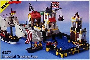 LEGO Imperial Trading Post