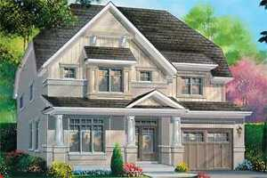 Richmond Hill Brand New Detached 3 Bdrm 4 Bthrm W/Finished Bsmt