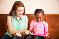 Teen French Reading Buddies volunteer opportunity