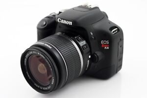 EOS Rebel T2i Canon SLR Camera