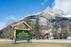 DEC 22-29/19, BANFF, AB-2 BEDRM-BANFF ROCKY MTN RESORT-$1500 CAN