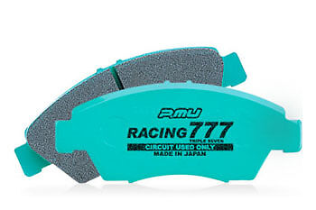PROJECT MU RACING777 FOR  CR-X EF8 (B16A) F378 Front