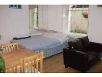 Studio Flat - Furnished - includes COUNCIL TAX, WATER RATES, WIFI AND VIRGIN TV.