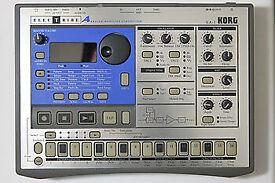 Korg Electribe EA1 Synthesizer groove box