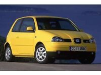 Wanted seat arosa 1.4 sport 16v