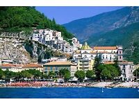 Couples Holiday to Maiori, Italy at Residence San Pietro Hotel for 7 Nights