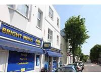One bed first floor u/f flat, Close to Brighton Station. Excellent location.
