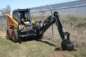 Looking for Bobcat Backhoe attachment  (Wanted)