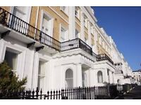 SUSSEX SQUARE 2 BEDROOM APARTMENT, UNFURNISHED, WITH LARGE ROOF TERRACE