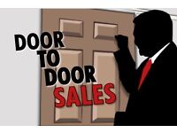 Salesman for a roofing/fascias and guttering