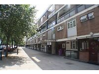 TWO MINS TO STEPNEY GREEN STATION THREE BED W/ BALCONY TO RENT -CALL TO VIEW